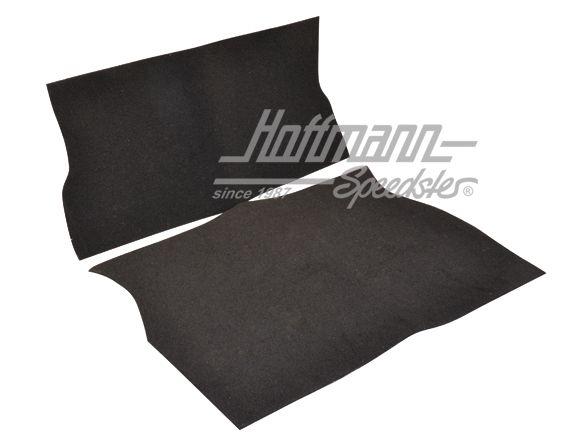 schwarz teppichs tze feinvelour teppichs tze. Black Bedroom Furniture Sets. Home Design Ideas