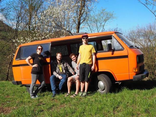 Bullivers-Reisen-Team